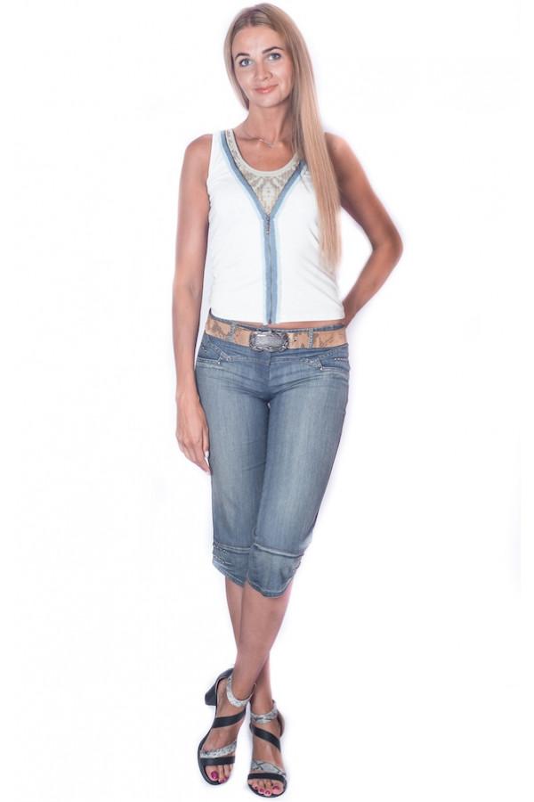 Капри джинсовые Бализа