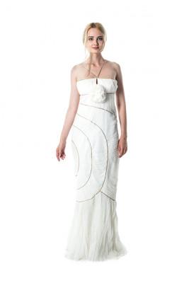 Белое платье Бализа