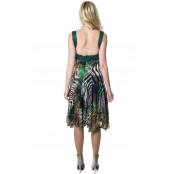 Шелковое платье Balizza