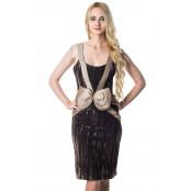 Платье бархатное Balizza